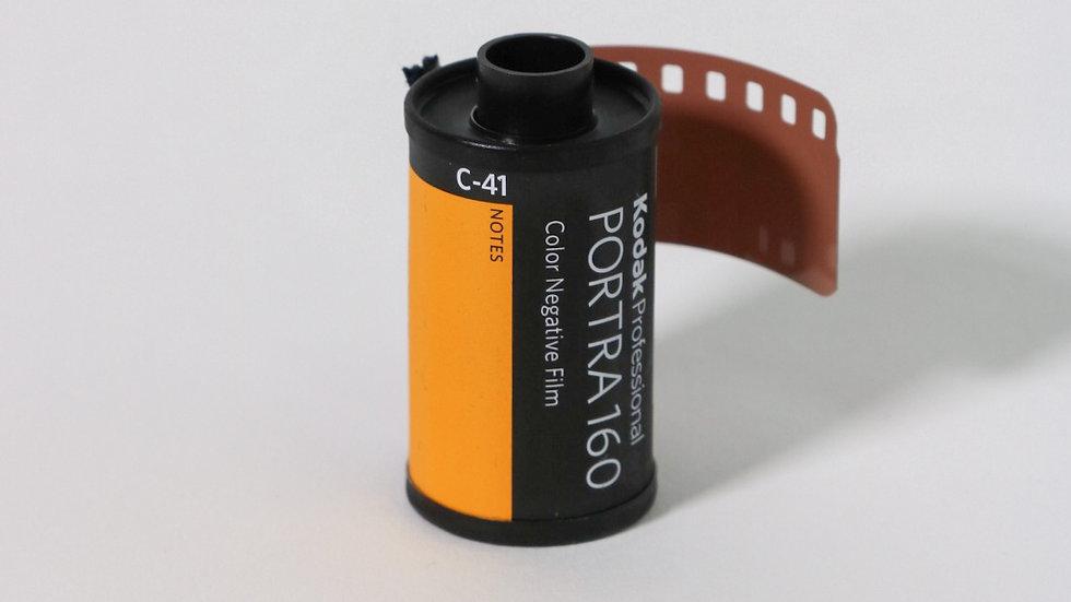 Kodak Portra 160 135