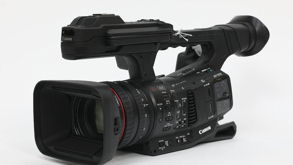 S/H Canon XF705 Video Camera