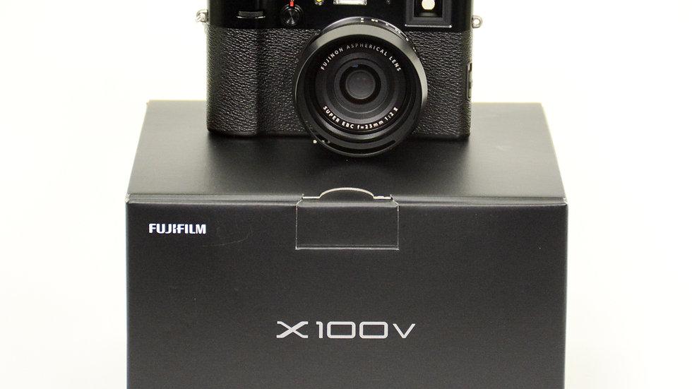 S/H Fujifilm Finepix X100V
