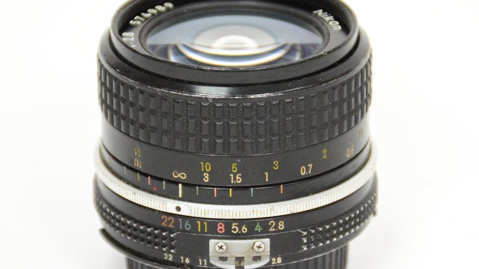 S/H Nikon Ai 24mm F/2.8