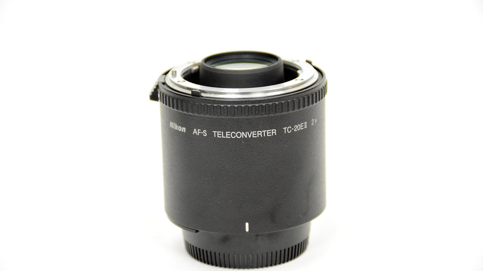 S/H Nikon AF-S 2x Tele-Converter TC-20E ii