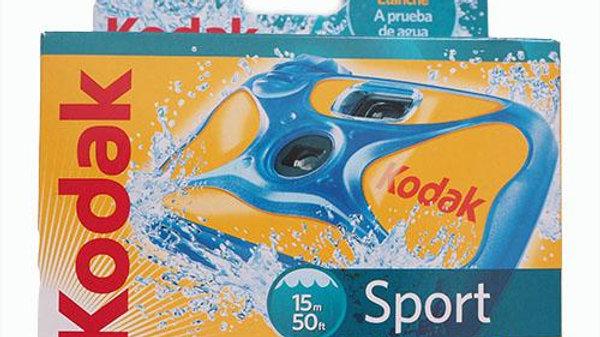 Kodak Sport Underwater Single Use Camera