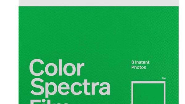 Polaroid Spectra Colour Film
