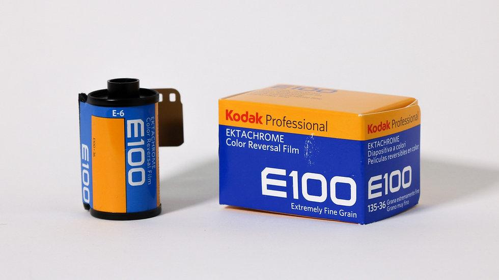Kodak Ektachrome E100 135