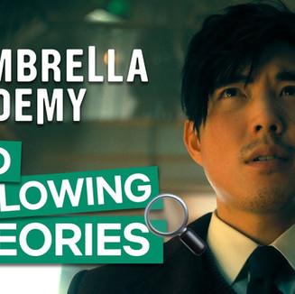 Netflix - The Umbrella Academy