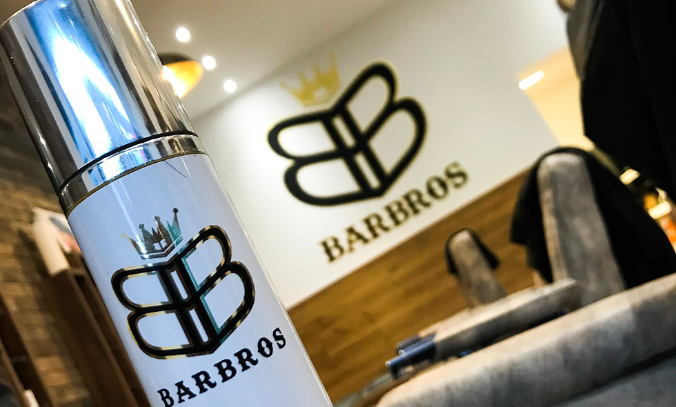 Barbros Beard Oil