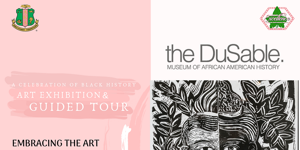 Art Exhibition & Guided Tour