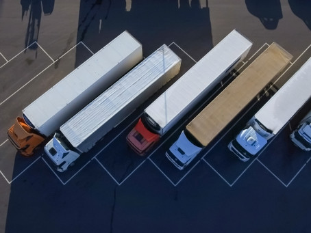 Lack of truck parking
