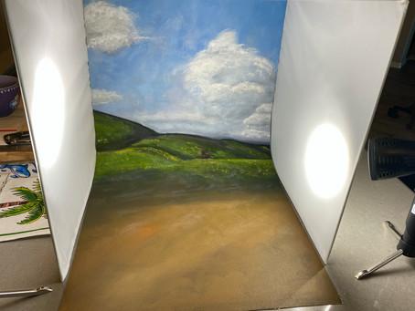 Light Box Backdrops