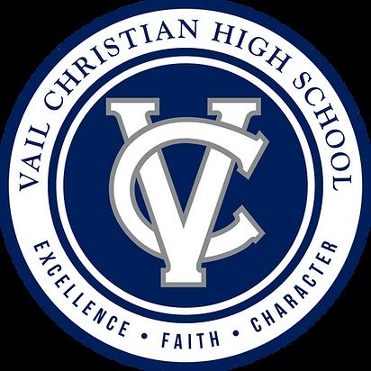 Vail Christian High School v3 BlueRings.