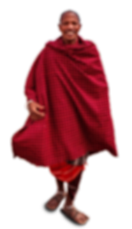 The Maasai are a Nilotic ethnic group inhabiting southern Kenya and northern Tanzania