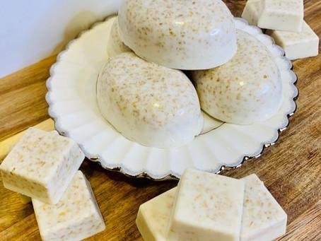 The Story Behind Milky Oatmeal Eczema Bar