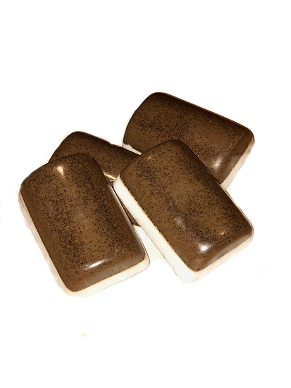 COFFEE PEPPERMINT LAVENDER SOAP