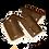 Thumbnail: COFFEE PEPPERMINT LAVENDER SOAP