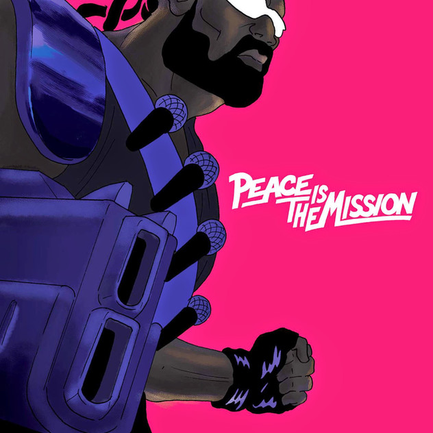 Major Lazer - Peace is a Mission