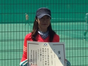 2017年浦安市民大会シングルス
