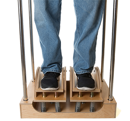 Harwin balancer - Pain relief through physical therapy spinal disc pain nerve pain