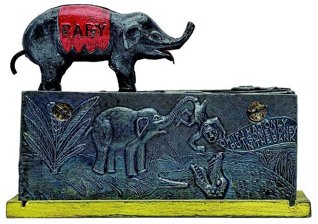 paul cole elephant on box.jpg