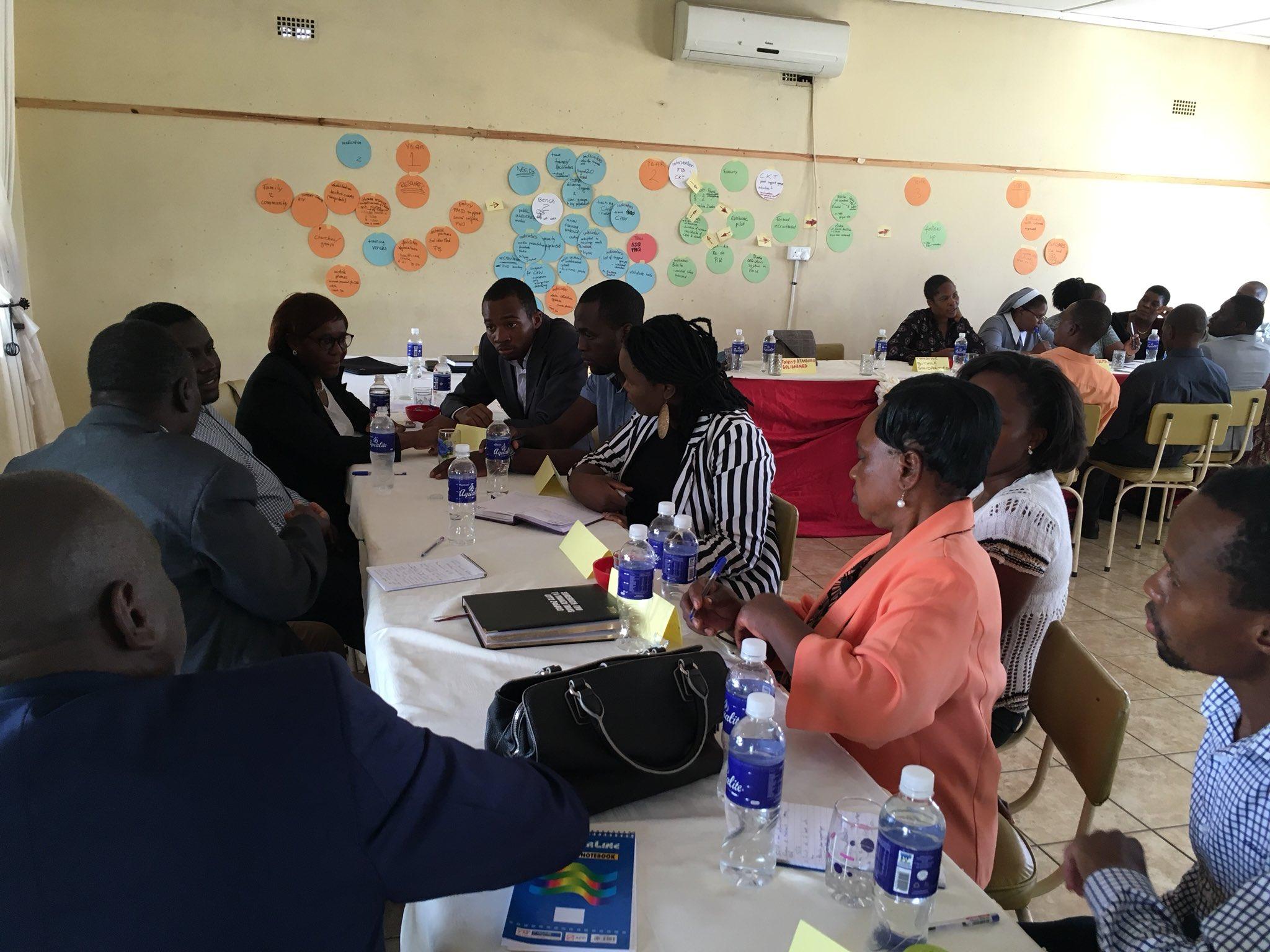 Masvingo stakeholders