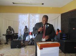 Mr Sekenhamo, Director, Gweru City Health Department