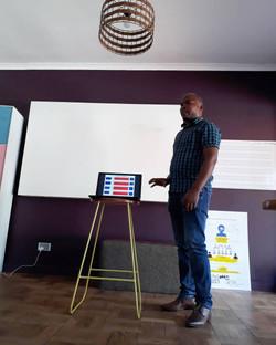ephraim M and E presentation