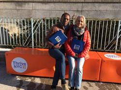 NYC friendship bench and zimbabwe bench brains!