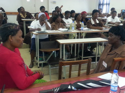 Lay Health Workers training