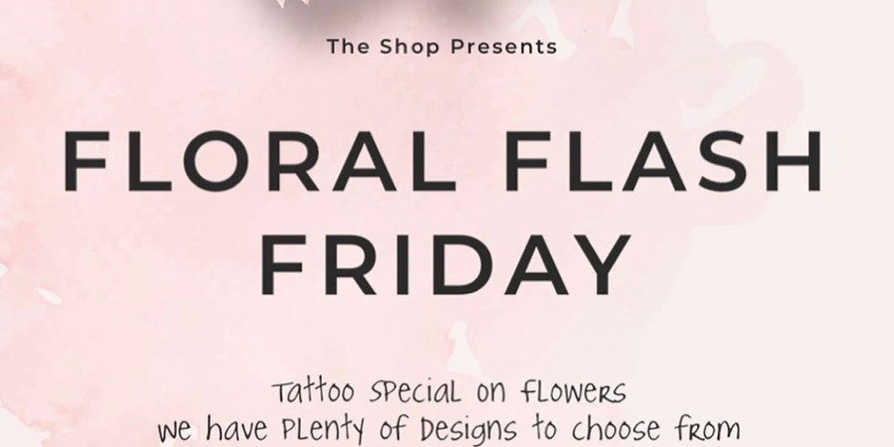 Floral Flash Friday
