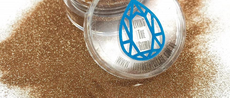 10Gram Desert Sand Glitter Loose - Ultra Fine .07