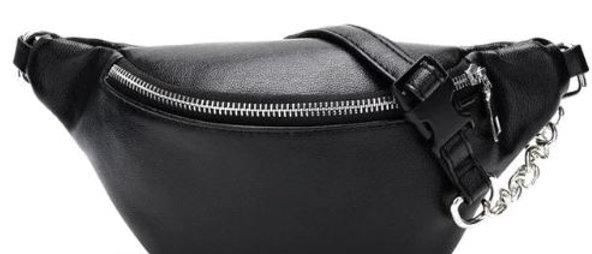 Basic B*tch Waist Belt - Black