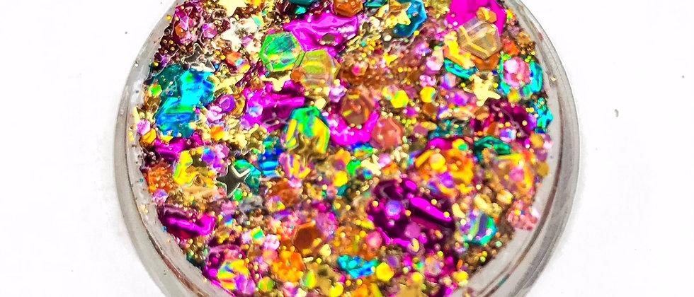 10Gram Junkyard Jam Body/Hair Glitter Gel