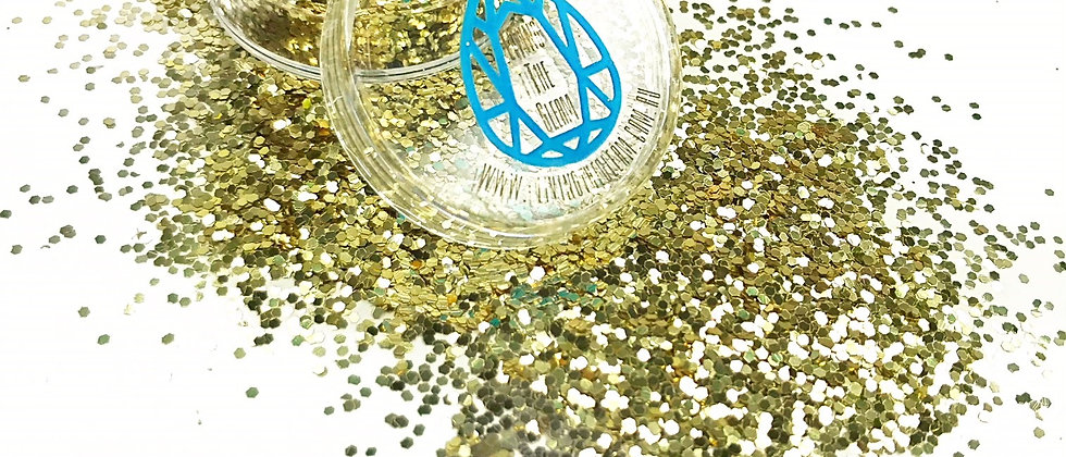 10Gram Gold Dust Glitter Loose