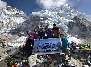 everest basecamp, nepal, hiking