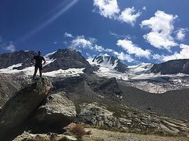 chamonix, basecamp, momo trekking,