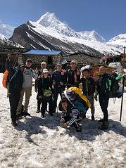 everest basecamp, annapurna, manaslu, nepal, groepsreis, himalaya, wandelen, trektocht, alpen