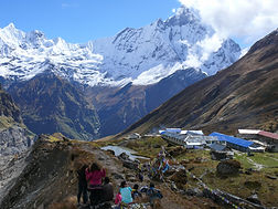 everest basecamp, annapurna, manaslu, nepal, groepsreis, himalaya, wandelen, trektocht, alpen, basecamp, basiskamp, avontuur, momo trekking