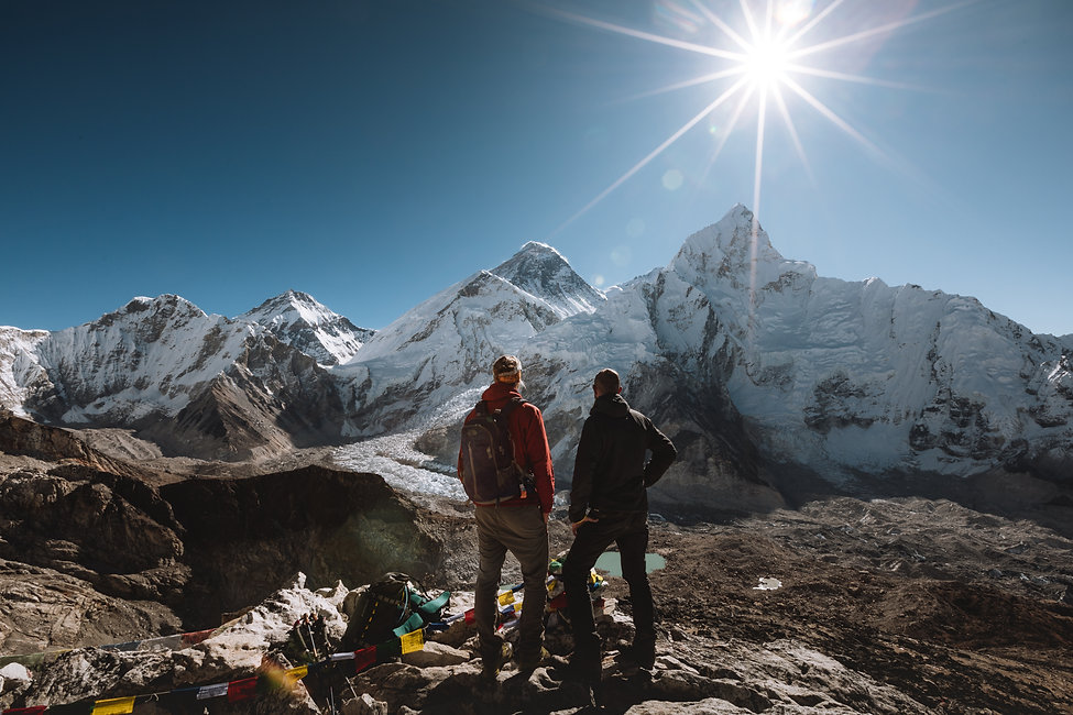 Kala Pattar, Momo Trekking, Everest Basecamp, Annapurna, Manaslu, Island Peak