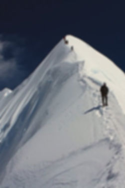 island peak, nepal, everest basecamp, bergsport