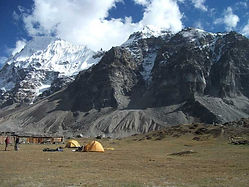 everest, basecamp, trek