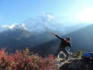 annapurna, circuit, nepal, hiking