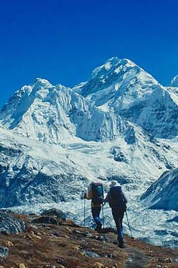 Everest Basecamp, trekking