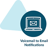 Voicemail to Email Notifications