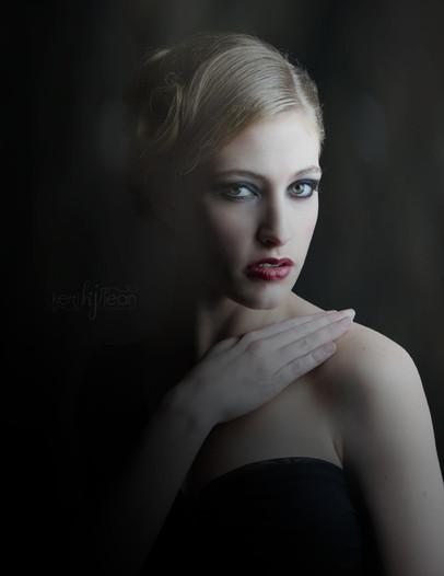 Shot by Kerri Jean Photography HUA Chie Sharp MUA Julie Powers