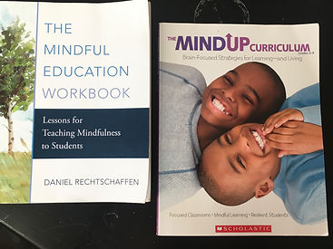 Mindful Curriculums Completed by HGEC