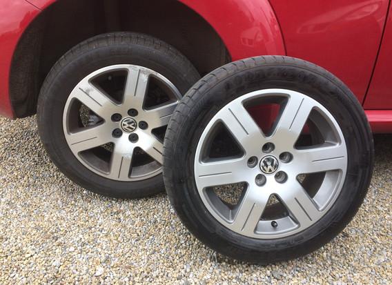 VW Alloys Refurb