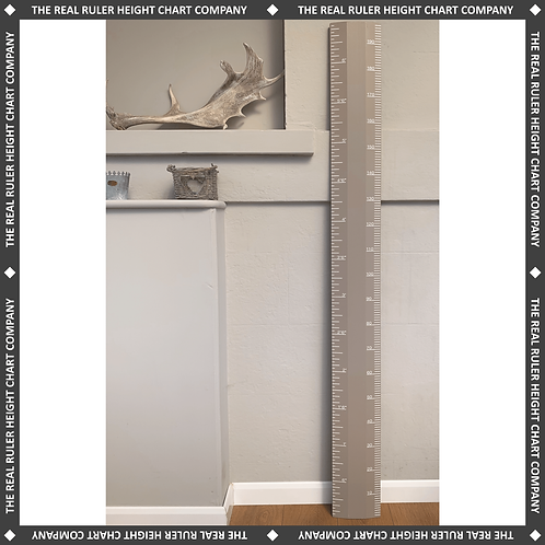 Charleston Grey Ruler Height Chart