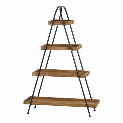 Large Standing Display Shelf