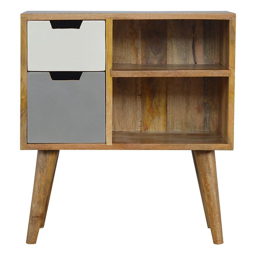 2 Drawer Painted Sundsvall Cabinet