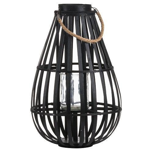 Floor Standing Wicker Orebro Lantern