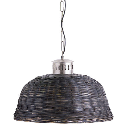 Gavle Wicker Pendant Light
